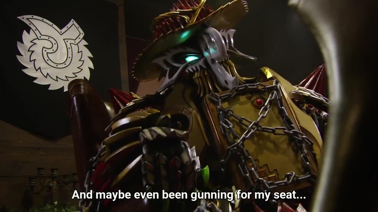 Kaitou Sentai Lupinranger VS Keisatsu Sentai Patoranger