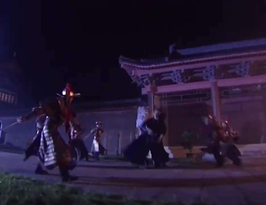 Legendary Fighter - Yang's Heroine (2001)