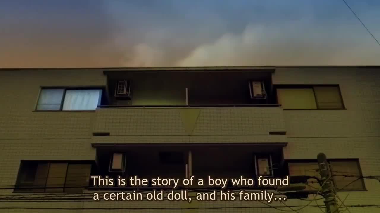 Dark Drama (Yami shibai)