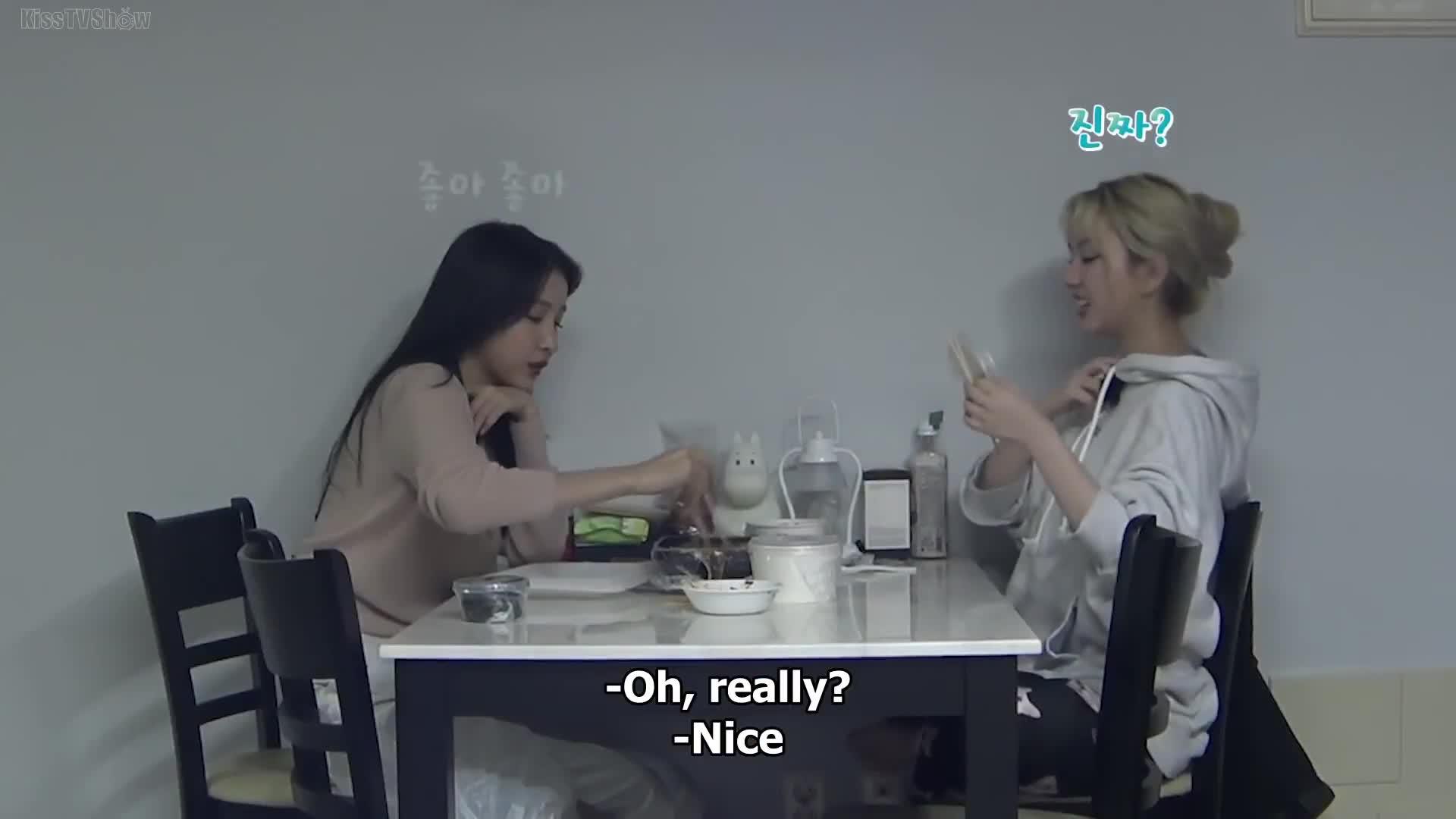 Gfriend's Memoria - Talk Show (2021)