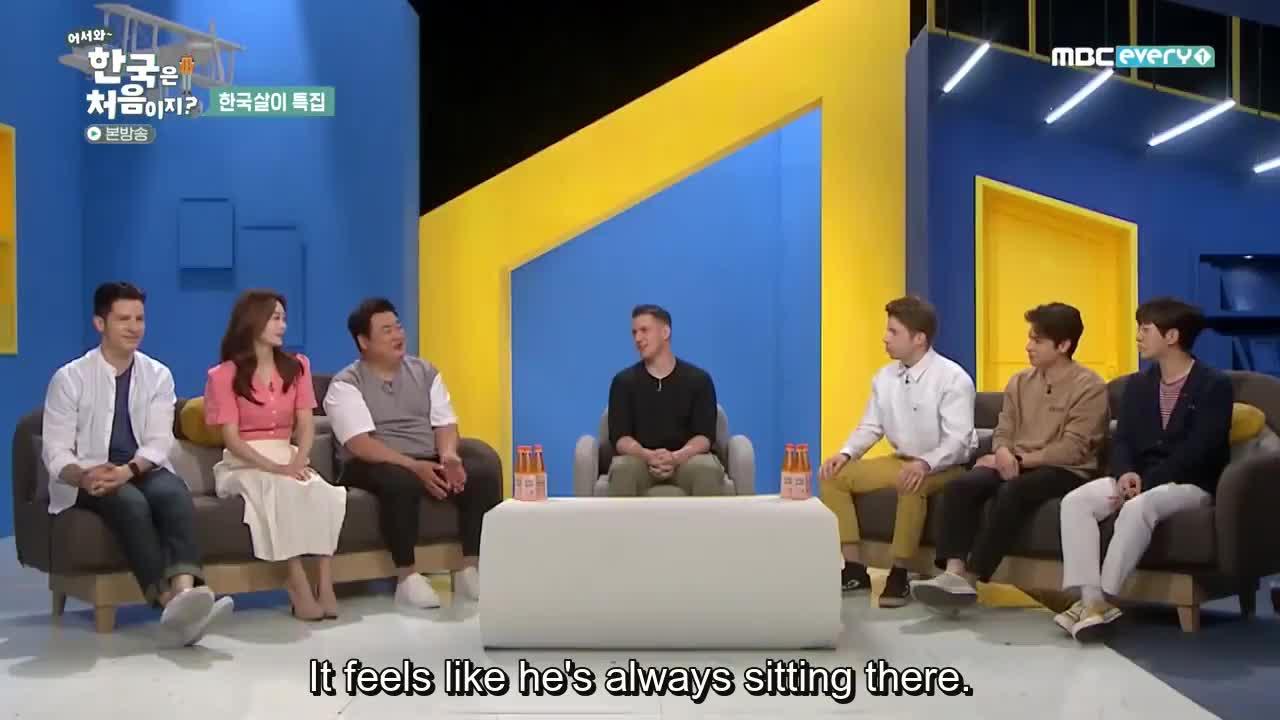 Welcome First Time in Korea Season 2