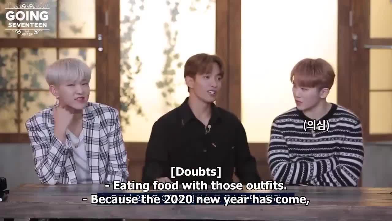 Going Seventeen 2020
