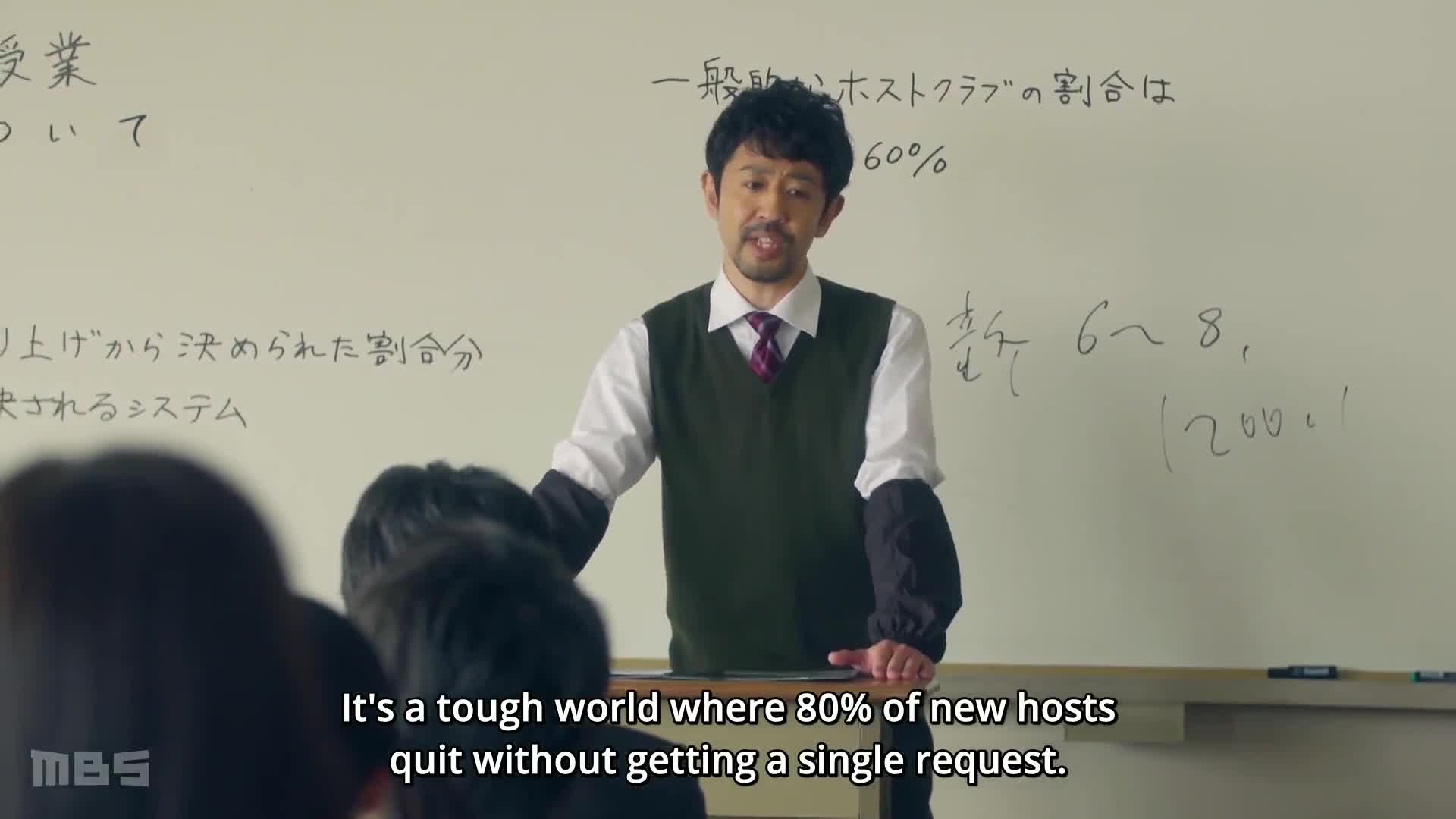 The School of Water Business (Toritsu Mizusho!)