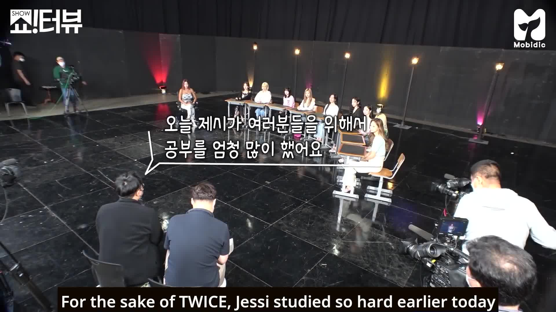 Show!terview with Jessi